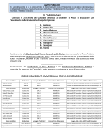 Elenco - Comune di Francavilla Fontana