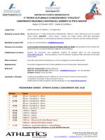 Dispositivo Tecnico/Organizzativo e Programma