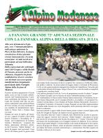 Luglio 2014 - Sezione Modena