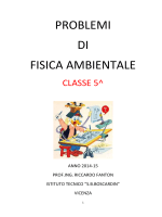 5TEA Problemi - IISS S. B. Boscardini