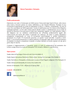 Osteopatia, Dott.ssa Daiana Papasodaro