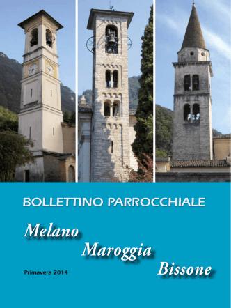 Bollettino Primavera 2014