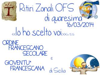 Allegato - Ordine Francescano Secolare di Sicilia
