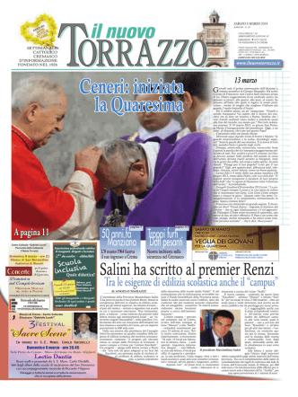 08/03/2014 - Il Nuovo Torrazzo