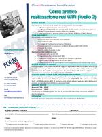 (Corso pratico realizzazione reti WIFI (livello 2))
