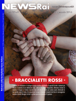 BRACCIALETTI ROSSI . .