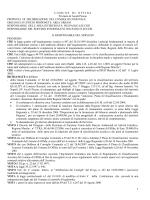 Regolamento - Comune di Offida