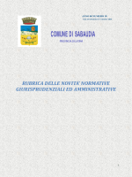 Rassegna19 - Comune di Sabaudia