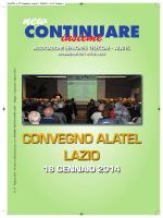 Marzo 2014 - Alatel Lazio