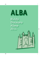 Rivista Diocesana 2014/1