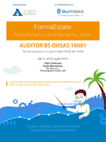 AUDITOR BS OHSAS 18001