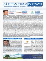 News del Mese - Network News