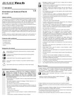 Istruzioni - produktinfo.conrad.com
