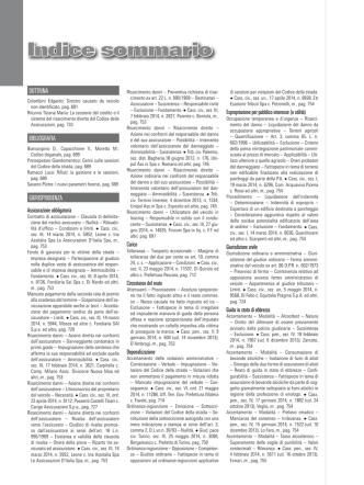 Consulta il fascicolo n. 9/2014
