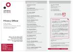 Privacy Officer - Optime: Corsi Formazione Manageriale