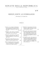N. 51 - Senato della Repubblica