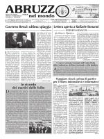 Lettera aperta a Raffaele Bonanni Governo Renzi