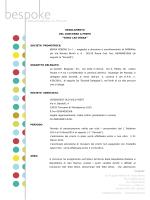 REGOLAMENTO DEL CONCORSO A PREMI