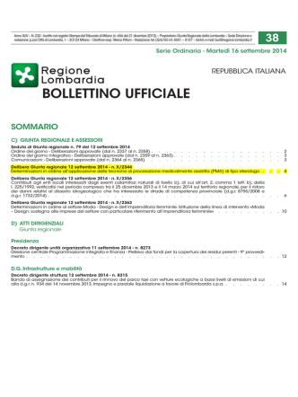 Delibera Regione Lombardia (punto 4)