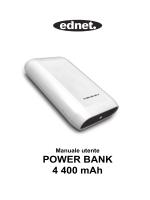 POWER BANK 4 400 mAh