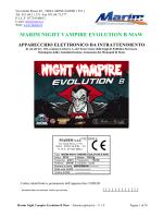 MARIM NIGHT VAMPIRE EVOLUTION B MAW