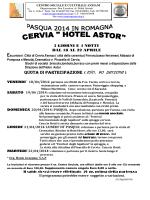 ( min. 40 persone ) ) - Centro Sociale e Culturale Anziani