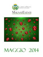 MalnatEventi Maggio 2014
