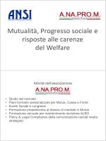 Mutualità Progresso sociale e Mutualità, Progresso sociale e