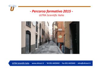 Allegato: Programma Corsi 2015