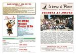 29 giugno - San Pietro