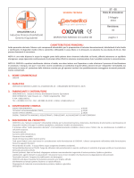 Oxovir scheda tecnica