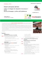 Programma - CNA di Padova