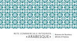 Rete commerciale integrata arabesque