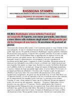 06 Ottobre 2014 - OMCeO Sassari