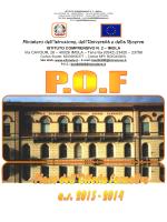 Fai click qui per scaricare il POF 2014 e i progetti allegati