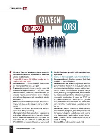 Congressi convegni