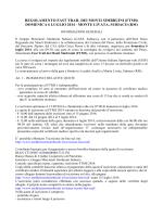 REGOLAMENTO FAST TRAIL DEI MONTI SIMBRUINI (FTMS