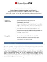 Il forte sviluppo del core business spinge i conti di Banca IFIS