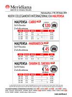 € 56 - Agenti di viaggio