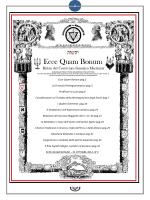 Ecce Quam Bonum 3