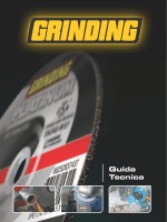 Grinding - Guida Tecnica - Gallisaj Mauro Rappresentanze