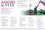 23-24 MAGGIO 2014 - Associazione Scienza e Vita