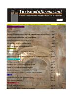 Novembre 2014 - TurismoInformazioni