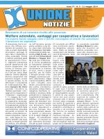 N. 5 Maggio 2014.indd - Confcooperative Modena