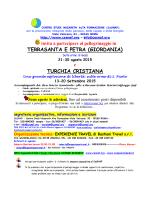 CeSNAF - Casa Paolo Sesto