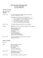 preliminary programme (pdf)