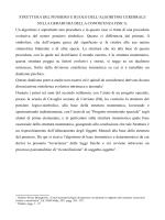 Algoritmo cerebrale di Roberto Ettore Bertagnolio