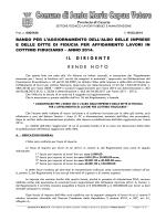 BANDO - Comune di Santa Maria Capua Vetere