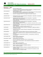 Elenco norme CEI