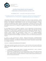 OSSERVATORIO BRAND ENTERTAINMENT: CONVEGNO DI PRESENTAZIONE DEI